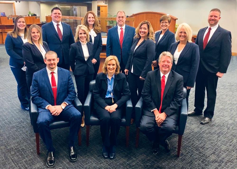 CFB Leadership and board of directors