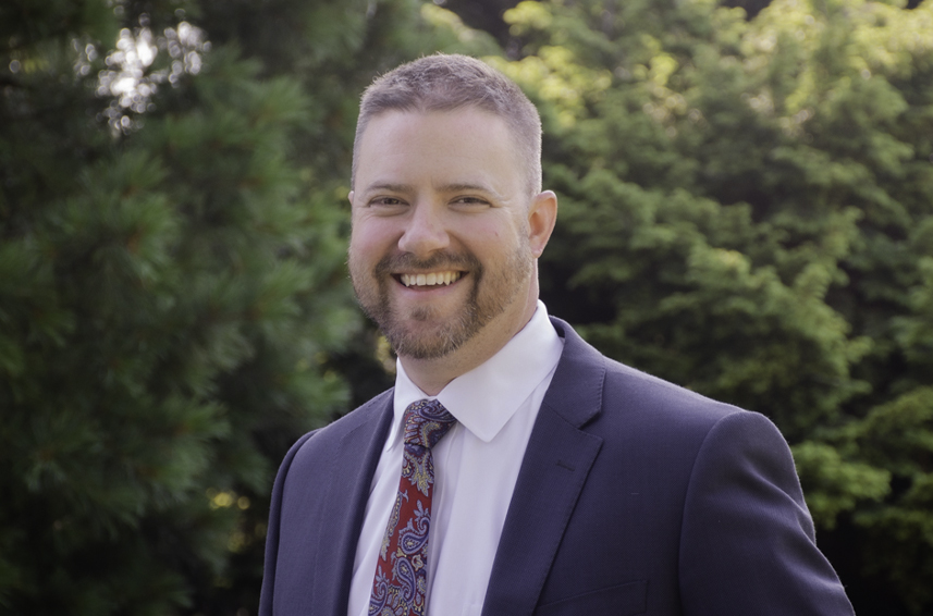 Portrait of Eddie Dunham