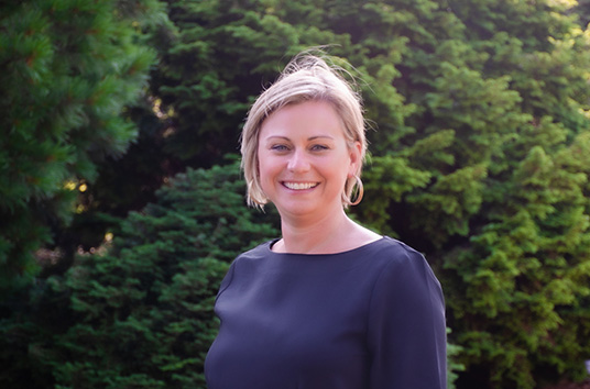 Portrait of Kelly Goodsman-Smith